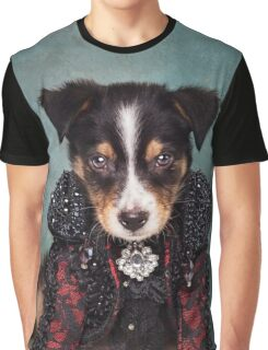 Shelter Pets Project - Loki (Red) Graphic T-Shirt