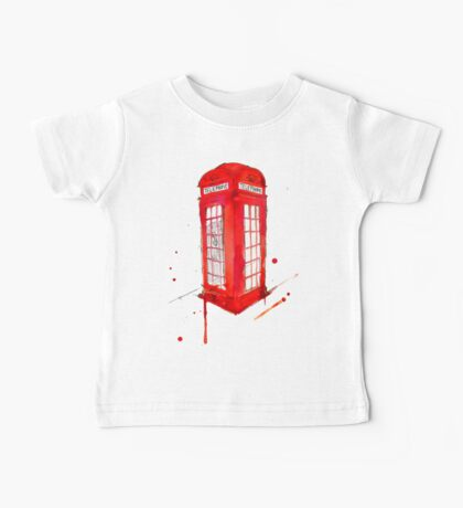 Telephone Booth 578 Baby Tee