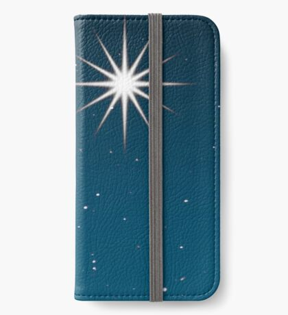 An Angel Came At Christmas iPhone Wallet/Case/Skin