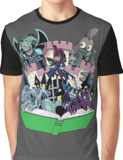 World of Toons Graphic T-Shirt