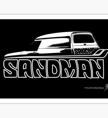 Holden Sandman Panel Van © Sticker