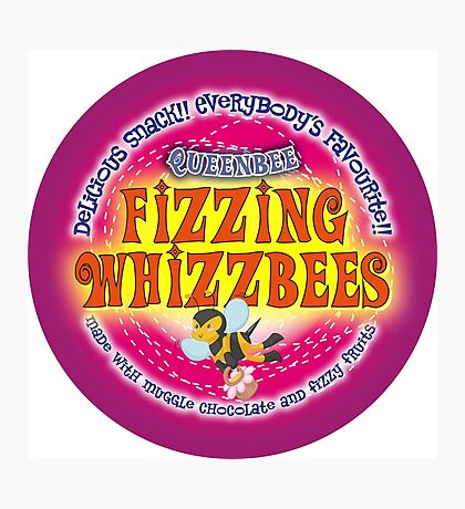 Fizzing Whizzbees Photographic Print