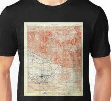 USGS TOPO Map California CA Redlands 298743 1901 62500 geo Unisex T-Shirt