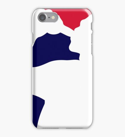Funny drinking league iPhone Case/Skin