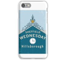 Hillsborough iPhone Case/Skin