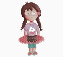 Cute Girl One Piece - Short Sleeve