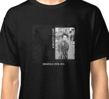 """""""Justice For All"""" Graphic Classic T-Shirt"""