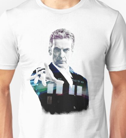 Peter Capaldi - Doctor Who Unisex T-Shirt