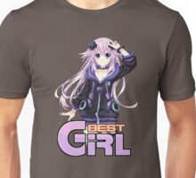 Big Nep is best girl! Unisex T-Shirt
