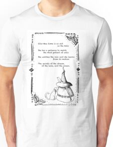Ella Mae Esme- Witches of Aira Falls Poem and Illustration Unisex T-Shirt