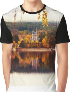 Ardverikie Castle , Scotland Graphic T-Shirt