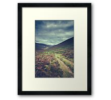 Scottish Borders Trail Framed Print