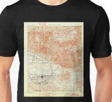 USGS TOPO Map California CA Redlands 298740 1901 62500 geo Unisex T-Shirt