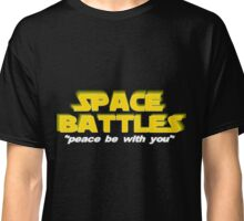 SPACE BATTLES peace be with you Classic T-Shirt