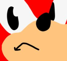Classic Knuckles Sticker