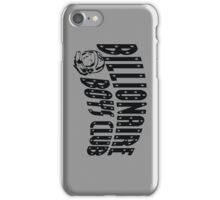 Billionaire Boys Club iPhone Case/Skin