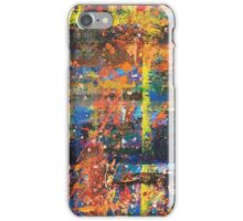 Pollock iPhone Case/Skin