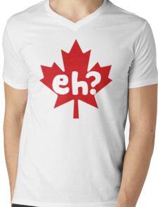 EH Mens V-Neck T-Shirt