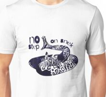No Step On Snek Unisex T-Shirt