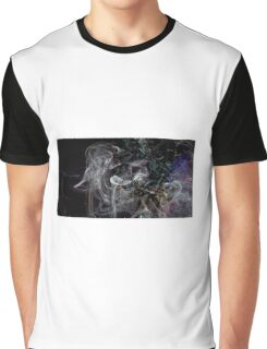 Blurring the lines Graphic T-Shirt
