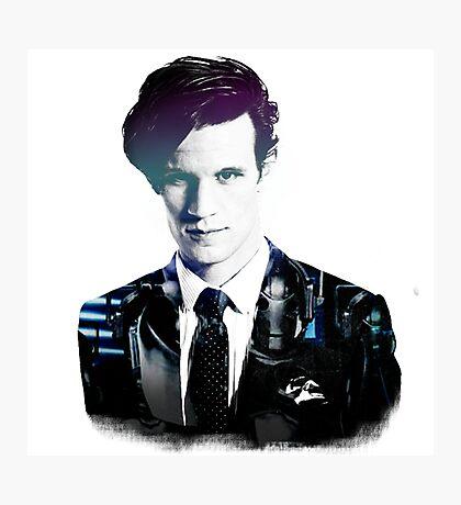 Matt Smith - Doctor Who Photographic Print