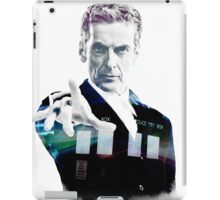 Peter Capaldi - Doctor Who iPad Case/Skin
