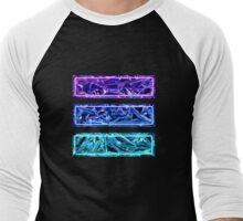 Gameshow No Text Men's Baseball ¾ T-Shirt