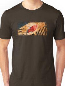 Chevy Rat Rod Badge Unisex T-Shirt