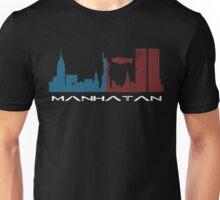 Manhatan - Fringe Themed Unisex T-Shirt