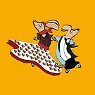 Rockabilly Doxies by Diana-Lee Saville