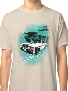 Ford Falcon XY GTHO Phase III (Grunge) © Classic T-Shirt