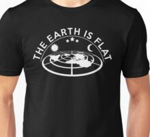 Flat Earth Unisex T-Shirt