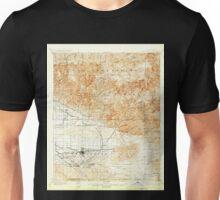 USGS TOPO Map California CA Redlands 298745 1901 62500 geo Unisex T-Shirt
