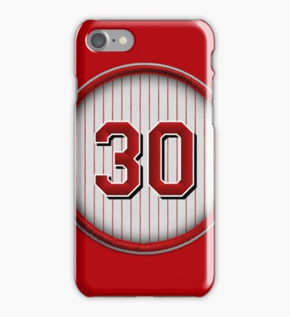 30 - Junior iPhone Case/Skin