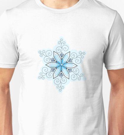 Frozen flower Unisex T-Shirt