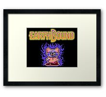 Earthbound Andonuts' Rage Framed Print