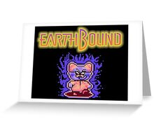 Earthbound Andonuts' Rage Greeting Card
