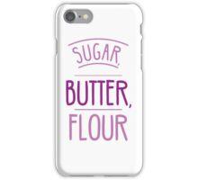 Waitress iPhone Case/Skin