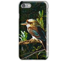 Laughing Kookaburra iPhone Case/Skin