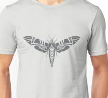 Moth grey Unisex T-Shirt
