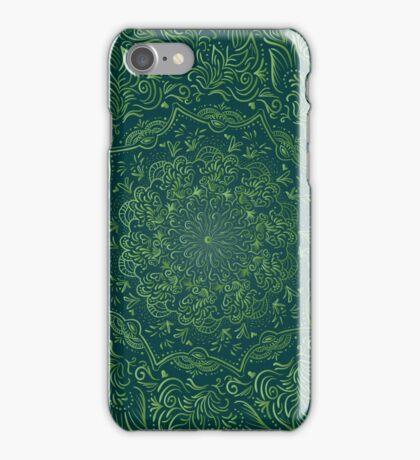 Mandala Vintage decorative element. iPhone Case/Skin
