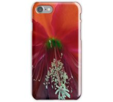 Cactus Flower. iPhone Case/Skin