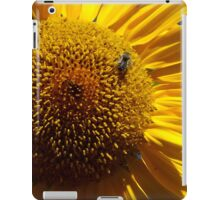 Sunflower Stop iPad Case/Skin