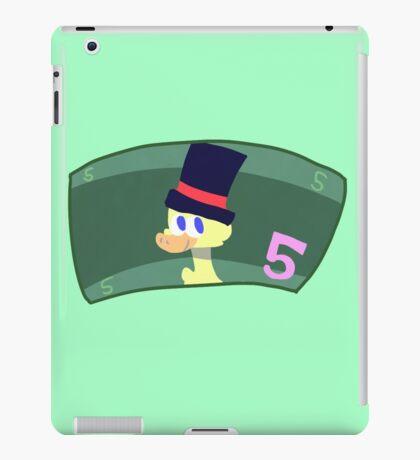 Abraham Duckling Duckbill iPad Case/Skin