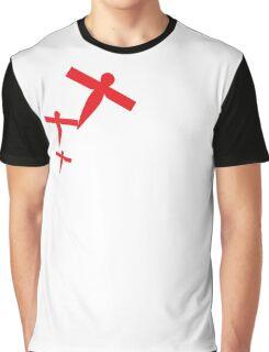 Paper Birds Graphic T-Shirt
