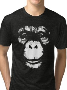 Everything's More Fun With Monkeys Tri-blend T-Shirt