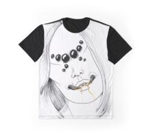 Scared Graphic T-Shirt