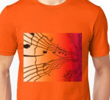 There Is Music In The Air. Unisex T-Shirt