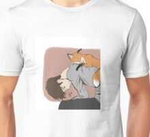 Grumpy and the fox Unisex T-Shirt