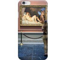 Admiring Danae iPhone Case/Skin